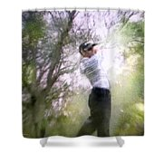 Golf Trophee Hassan II In Royal Golf Dar Es Salam Morocco 05 Shower Curtain