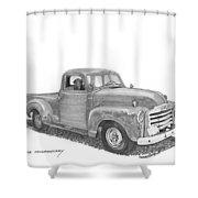 Good Buddies Shower Curtain