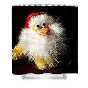 Good Chicken Shower Curtain