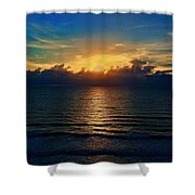 Good Day New Day Shower Curtain