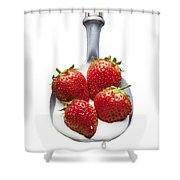 Good Enough To Eat Shower Curtain