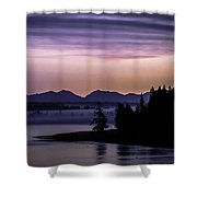Good Morning Shower Curtain by Blanca Braun