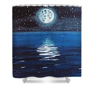Good Night Moon 1 Shower Curtain