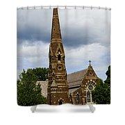 Good Shepherd Church Shower Curtain