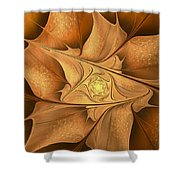 Goodbye Summer-welcome Autumn Shower Curtain