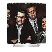 Goodfellas Shower Curtain