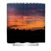 Goodnight Indiana Shower Curtain