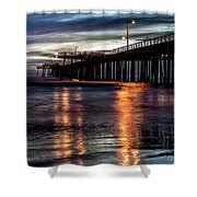 Goodnight Pismo Shower Curtain