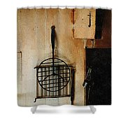 Goodwife Hamlyn's Hearth Shower Curtain
