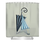 Goog Morning Shower Curtain