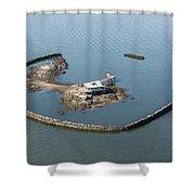 Goose Island Close Shower Curtain