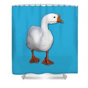 Goose Me Shower Curtain