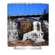 Gooseberry Falls 3 Shower Curtain
