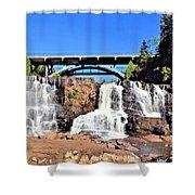 Gooseberry Falls 4 Shower Curtain