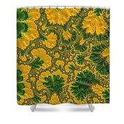 Gorgeous Fabric Design - Series Number Ten Shower Curtain