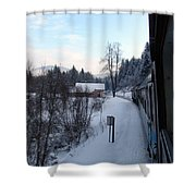 Gorski Kotar  Shower Curtain