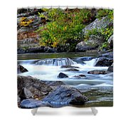 Goshen Pass Shower Curtain