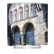 Gosler Cathedral Shower Curtain