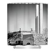 Gospelaires Shower Curtain
