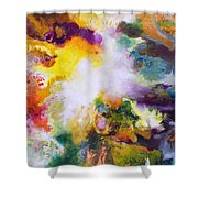Gossamer 2 Shower Curtain