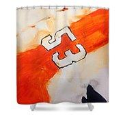 Gostisbehere No.1 Shower Curtain