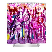 Got To Dance Shower Curtain