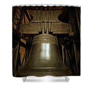 Gothic Bell Shower Curtain