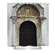 Gothic Entrance Shower Curtain