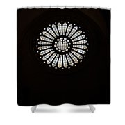 Gothic Rose Shower Curtain