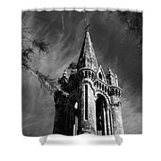 Gothic Style Shower Curtain