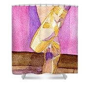 Gotta Dance Shower Curtain