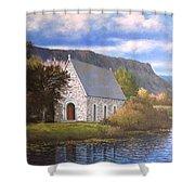 Gougane Barra Cork Shower Curtain