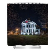 Governor John Wood Mansion Shower Curtain