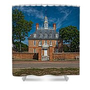 Governor's Palace Shower Curtain