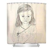 Little Grace Shower Curtain