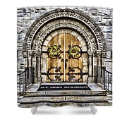 Grace - St Ann Church Shower Curtain