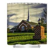 Grace United Methodist Church Shower Curtain