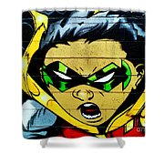 Graffiti 7 Shower Curtain