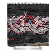 Graffiti Art Nyc 26 Shower Curtain