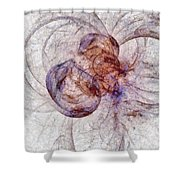 Grafted Layout  Id 16098-045827-50880 Shower Curtain