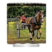 Grahamsville Ny Fair Shower Curtain