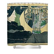 Gran Teatre Del Liceu Shower Curtain