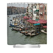 Grand Canal 4261 Shower Curtain