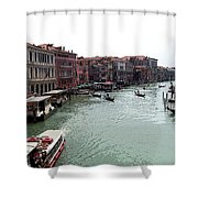 Grand Canal Venice Italy Shower Curtain