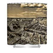 Grand Canyon - Anselized Shower Curtain
