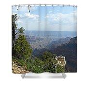 Grand Canyon 1 Shower Curtain