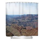 Grand Canyon 10 Shower Curtain