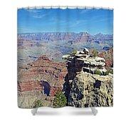 Grand Canyon 12 Shower Curtain