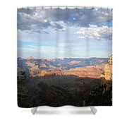 Grand Canyon 2 Shower Curtain