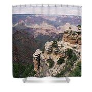 Grand Canyon 4 Shower Curtain